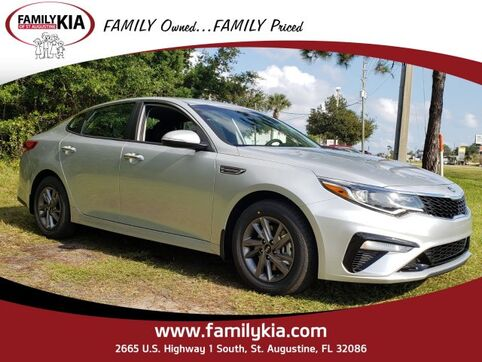 2020_Kia_Optima_LX_ St. Augustine FL