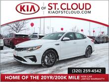 2020_Kia_Optima_LX_ St. Cloud MN