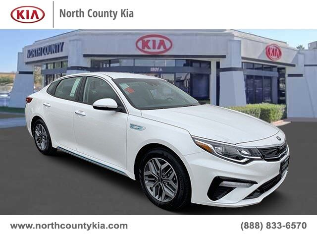 2020 Kia Optima Plug-In Hybrid EX San Diego County CA
