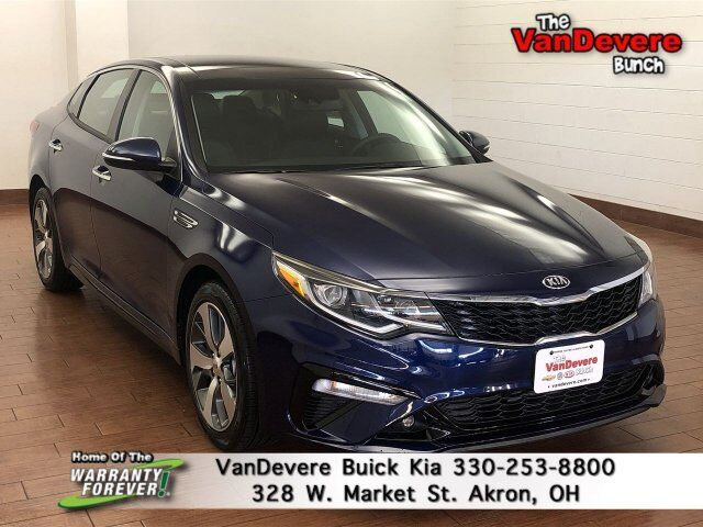 2020 Kia Optima S Akron OH