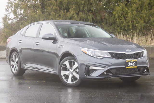 2020 Kia Optima S Burlington WA