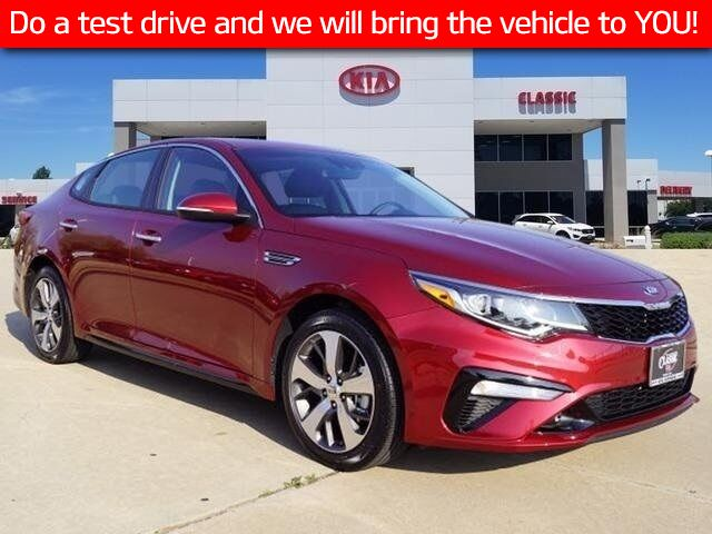 2020 Kia Optima S Carrollton TX
