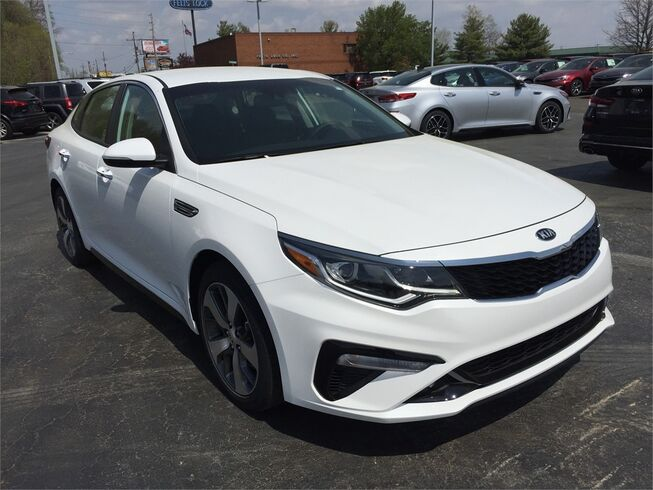 2020 Kia Optima S Evansville IN