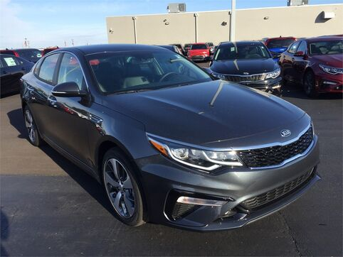 2020_Kia_Optima_S_ Evansville IN