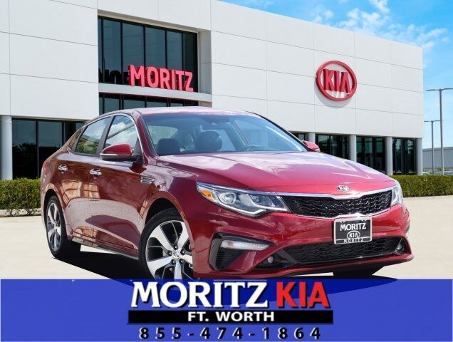 2020 Kia Optima S Fort Worth TX