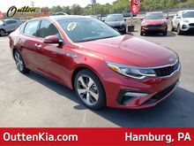 2020_Kia_Optima_S_ Hamburg PA