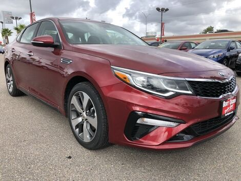 2020_Kia_Optima_S_ Harlingen TX