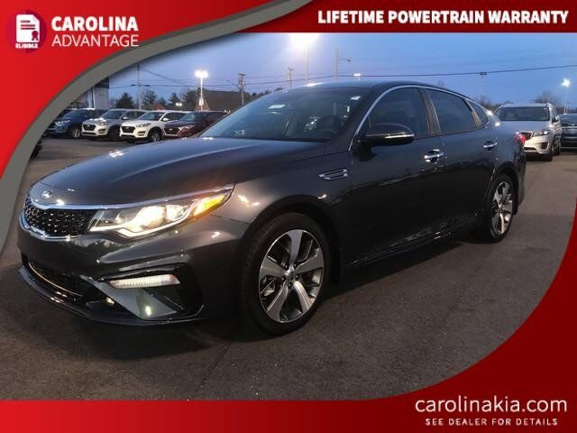 2020 Kia Optima S High Point NC