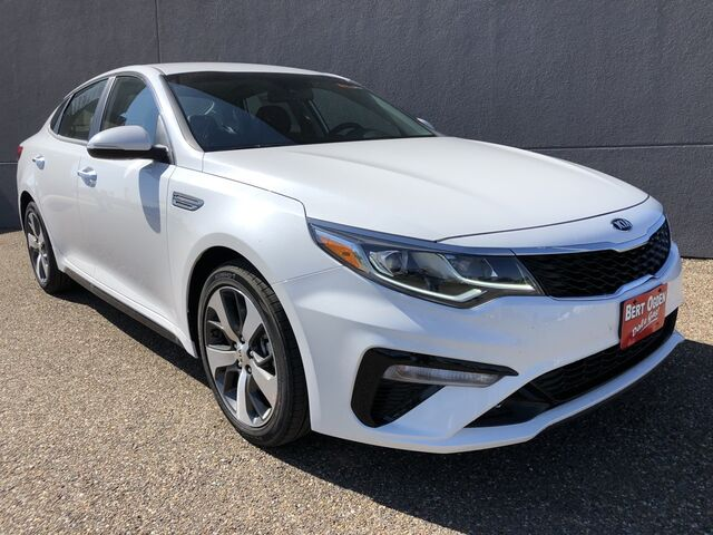 2020 Kia Optima S Mission TX