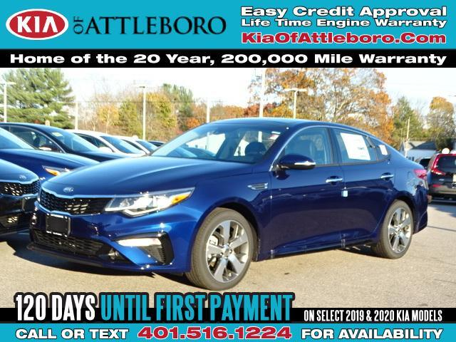 2020 Kia Optima S South Attleboro MA