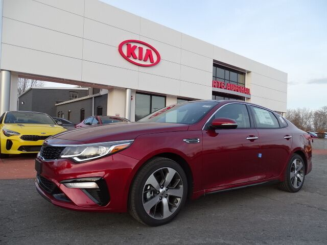 2020 Kia Optima S Swansea MA