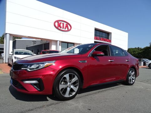 2020_Kia_Optima_S_ Swansea MA