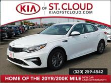 2020_Kia_Optima_S_ St. Cloud MN
