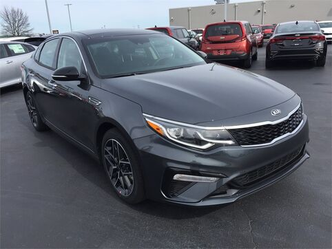 2020_Kia_Optima_SE_ Evansville IN