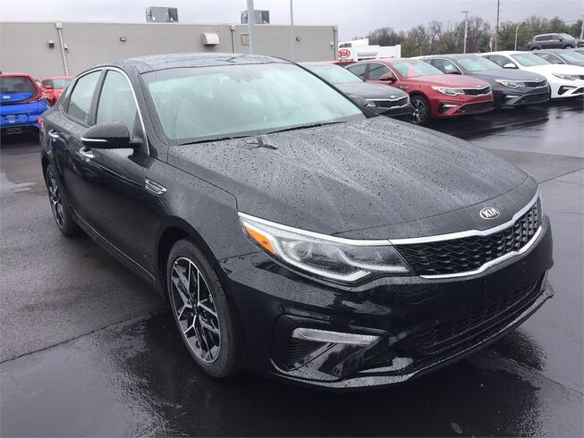 2020 Kia Optima SE Evansville IN