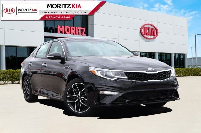 2020 Kia Optima SE Fort Worth TX