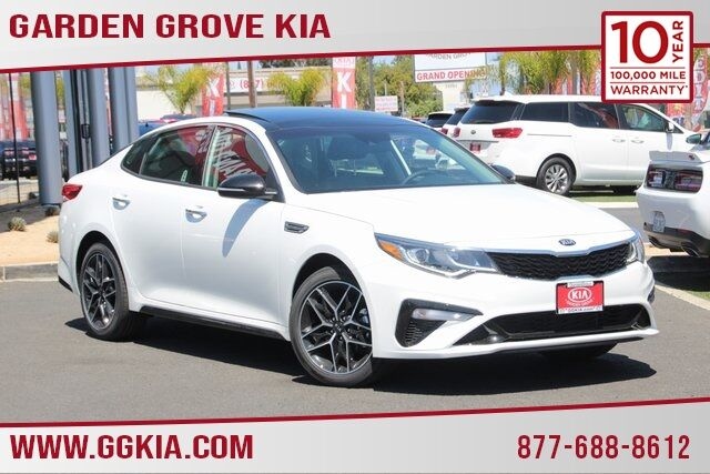 2020 Kia Optima SE Garden Grove CA