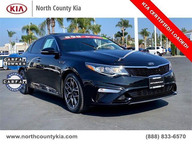 2020 Kia Optima SE San Diego County CA