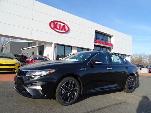 2020_Kia_Optima_SE_ Swansea MA