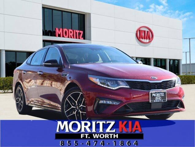 2020 Kia Optima SX Fort Worth TX