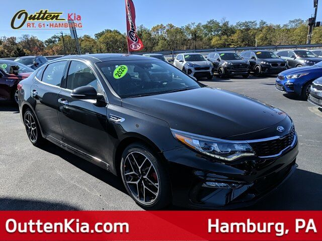 2020 Kia Optima SX Hamburg PA