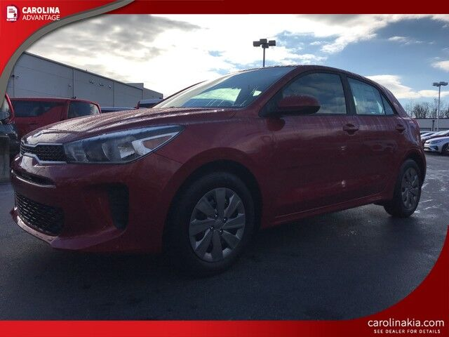 2020 Kia Rio 5-Door S High Point NC