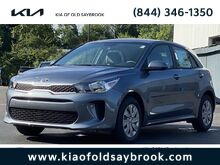 2020_Kia_Rio 5-Door_S_ Old Saybrook CT