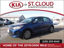 2020_Kia_Rio 5-Door_S_ St. Cloud MN