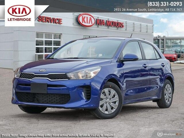 2020 Kia Rio 5-door S Lethbridge AB