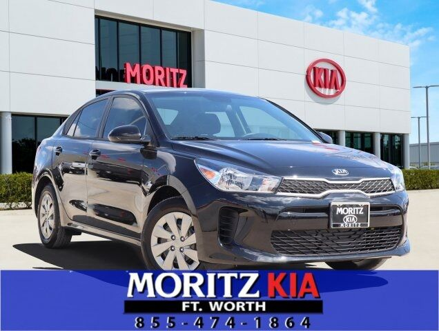 2020 Kia Rio LX+ Fort Worth TX