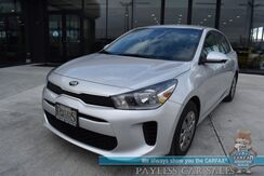 2020_Kia_Rio_S / Automatic / Power Mirrors Locks & Windows / Air Conditioning / Bluetooth / Back Up Camera / Cruise Control / 41 MPG / Only 9k Miles / 1-Owner_ Anchorage AK
