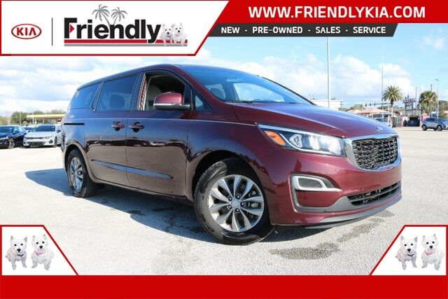2020 Kia Sedona LX New Port Richey FL