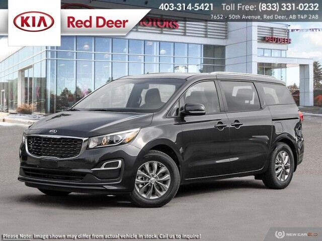 2020 Kia Sedona LX Red Deer AB