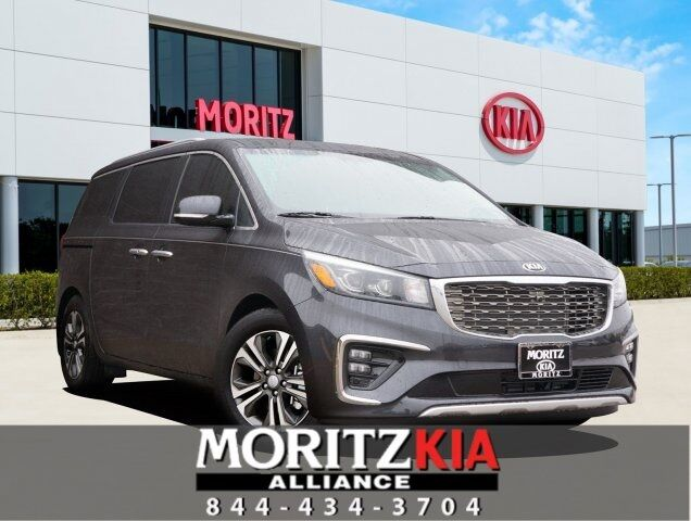 2020 Kia Sedona SX Fort Worth TX