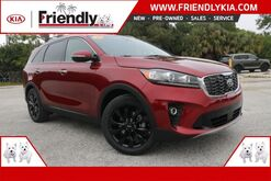 2020_Kia_Sorento_EX_ New Port Richey FL
