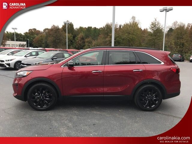 2020 Kia Sorento LX V6 High Point NC