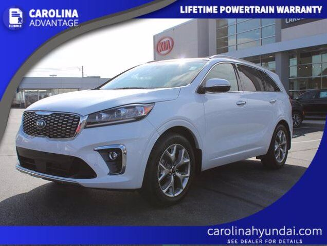 2020 Kia Sorento SX V6 High Point NC