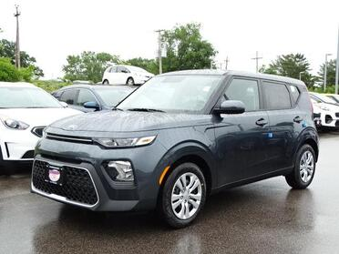 2020_Kia_Soul__ South Attleboro MA