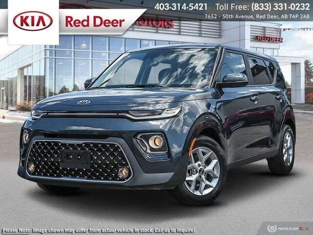 2020 Kia Soul EX Red Deer AB