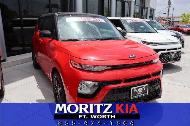 2020 Kia Soul GT-Line Fort Worth TX