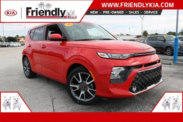 2020 Kia Soul GT-Line New Port Richey FL