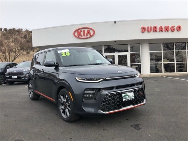 2020 Kia Soul GT-Line Turbo Durango CO