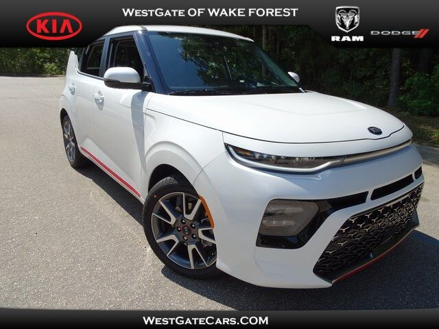 2020 Kia Soul GT-Line Turbo Raleigh NC