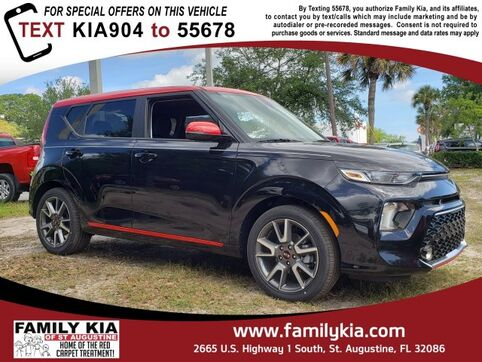 2020_Kia_Soul_Gt-Line_ St. Augustine FL