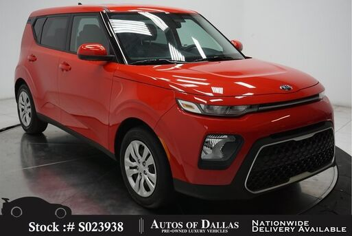 2020_Kia_Soul_LX BACK-UP CAMERA,16IN WHLS_ Plano TX
