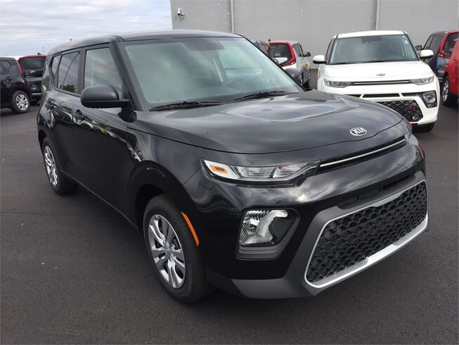 2020 Kia Soul LX MANUAL Evansville IN