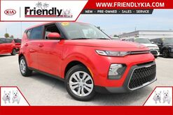 2020_Kia_Soul_LX_ New Port Richey FL