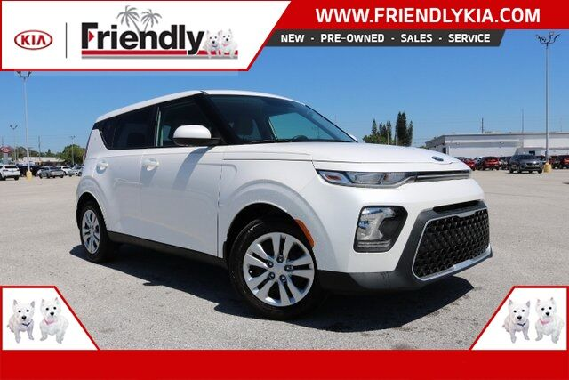 2020 Kia Soul LX New Port Richey FL