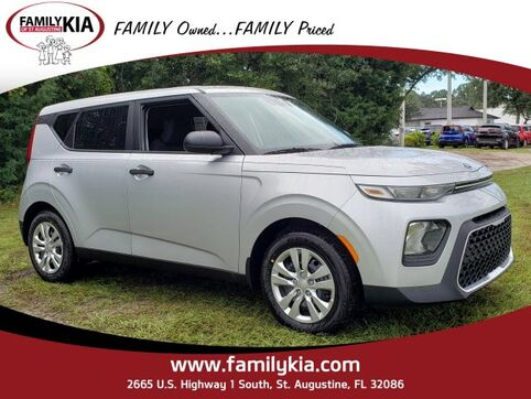 2020_Kia_Soul_LX_ St. Augustine FL
