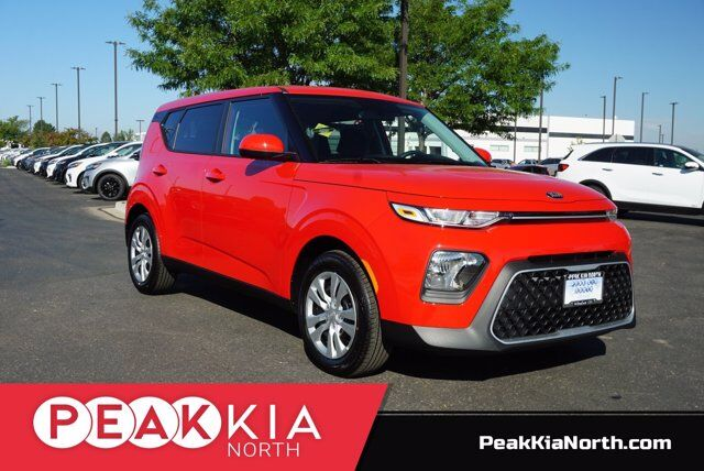 2020 Kia Soul LX Windsor CO